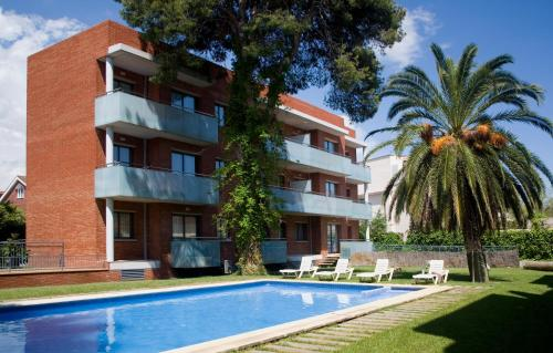 SG Costa Barcelona Apartments, Кастеллдефелс