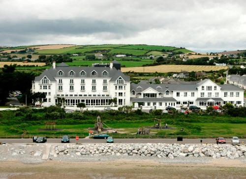 Photo of Garryvoe Hotel Hotel Bed and Breakfast Accommodation in Ballycotton Cork