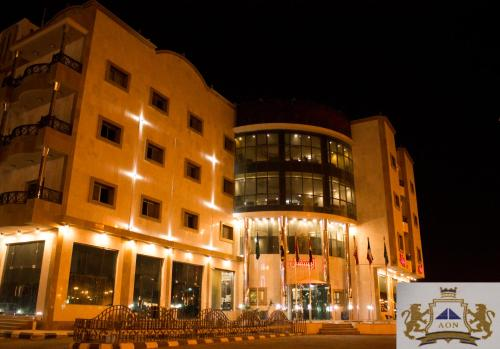 Qasr el Aon Furnished Apartments, Sharurah