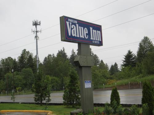 Portland Value Inn & Suites Southwest Photo