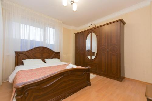 2 bedroom apartment on Sarayshyq st 9, Astana