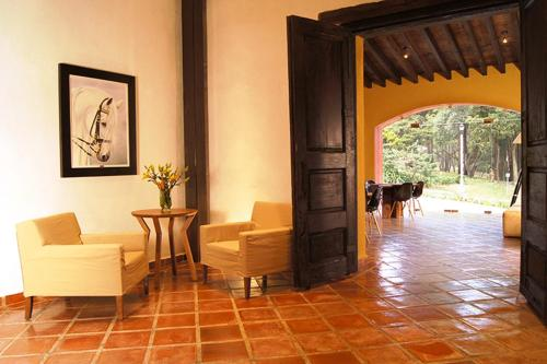 Hotel Hacienda San Martin Photo