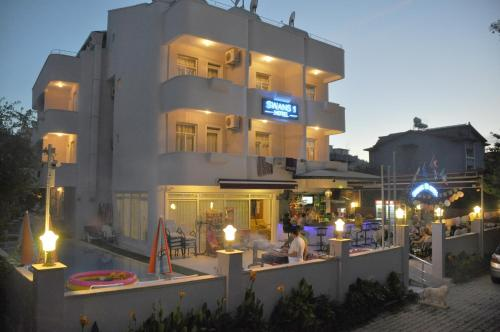 Marmaris Swans 1 Hotel how to get