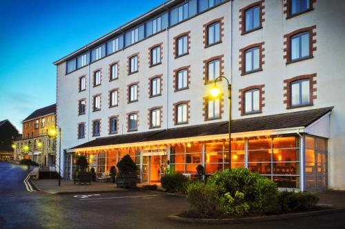 Photo of Clifden Station House Hotel Hotel Bed and Breakfast Accommodation in Clifden Galway