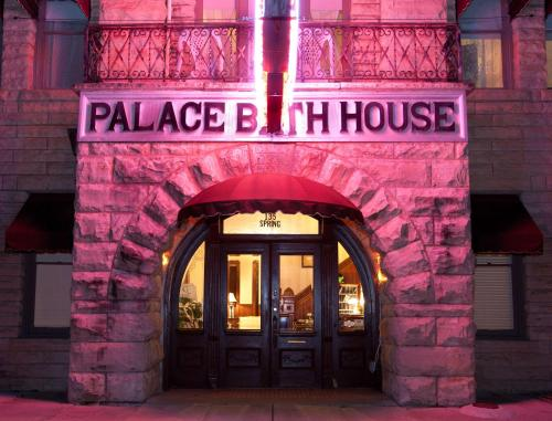 The Palace Hotel and Bath House Spa Photo