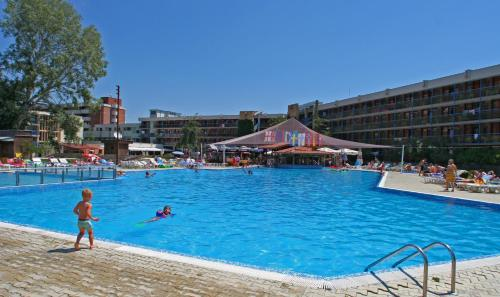 Hotel «Pomorie - All Inclusive», Sunny Beach