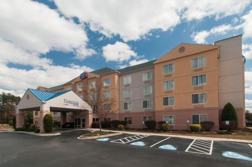 Fairfield Inn by Marriott Columbia Northwest / Harbison Photo