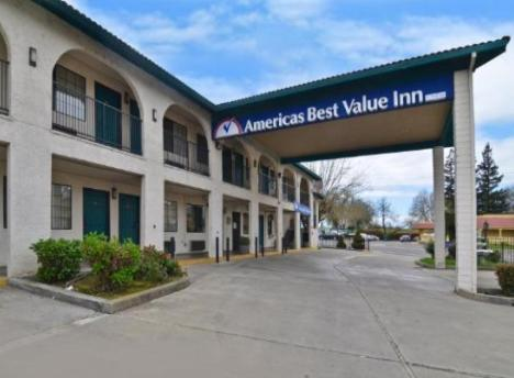 Americas Best Value Inn Old Sacramento Photo