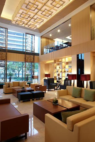 Courtyard by Marriott Shanghai Central photo 29