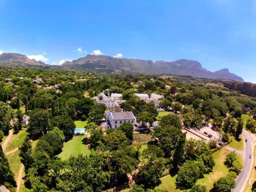 Alphen Boutique Hotel Photo