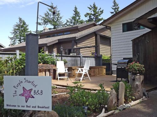 The Purple Starfish Bed & Breakfast Photo