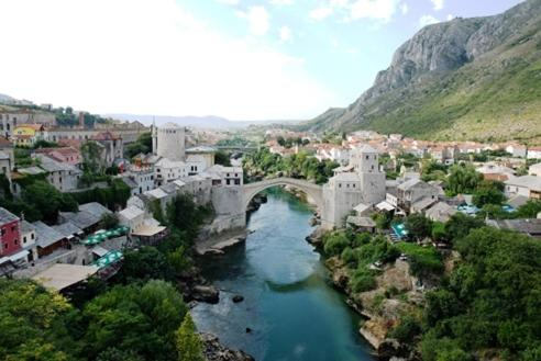 Apartment for two, Mostar