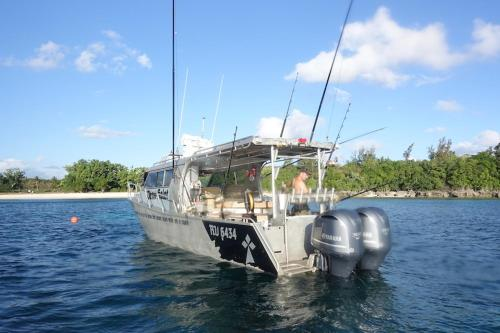 Vanuatu Uncharted Fishing Club Resort, Pangona