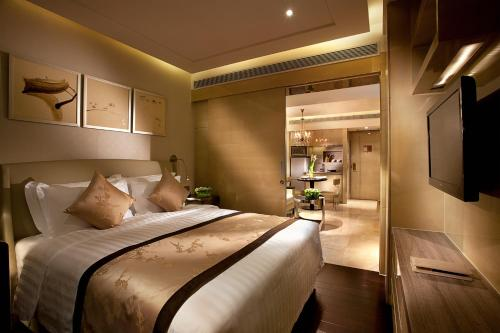 THE ONE Executive Suites Managed by Kempinski - Shanghai photo 3