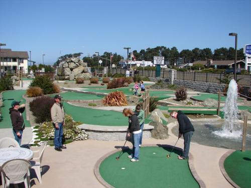 Emerald Dolphin Inn & Mini Golf Photo