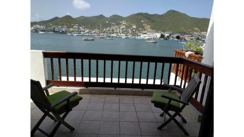 simpson bay yatch club 2 bedrooms, Simpson Bay