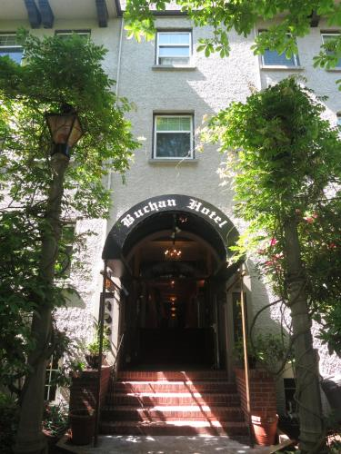 The Buchan Hotel - vancouver -