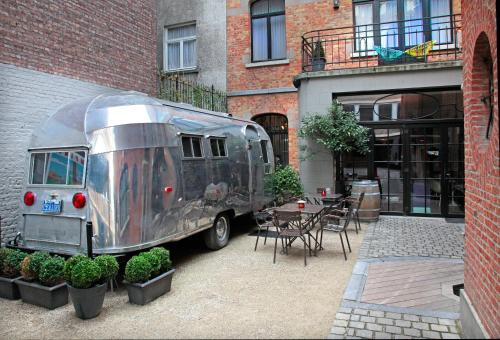 Vintage Hotel Brussels, Brussels, Belgium, picture 17