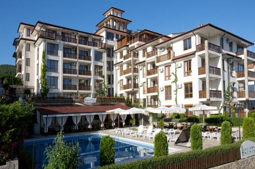Mars Apartments in Tryavna Beach Complex - фото 0
