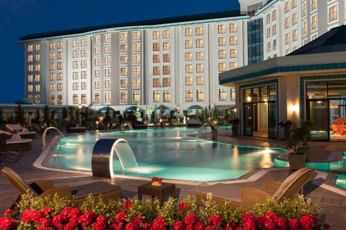 Afyon Güral Afyon Wellness & Convention odalar