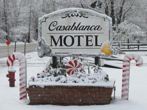 Casablanca Motel Photo