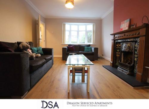 Solihull/NEC/Airport 3 bed 2 bath House