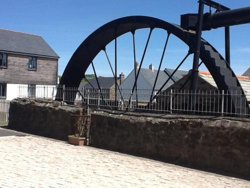 Photo of Wheel Water Apartment Self Catering Accommodation in St Austell Cornwall