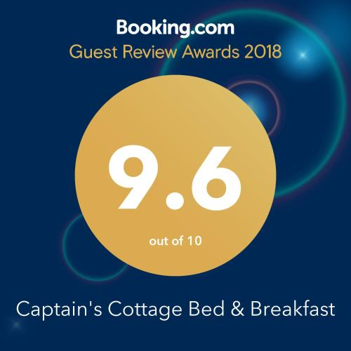 Captain's Cottage Bed & Breakfast