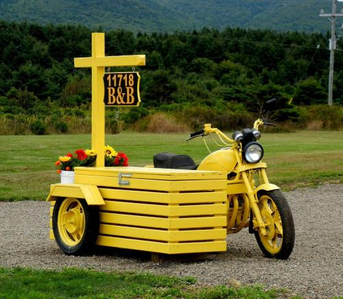 The Yellow Sidecar B&B Photo