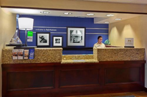 Hampton Inn New Bedford/Fairhaven Photo