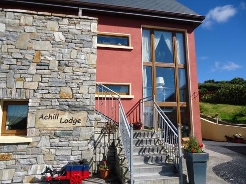 Photo of Achill Lodge Guest House Hotel Bed and Breakfast Accommodation in Bunacurry Mayo