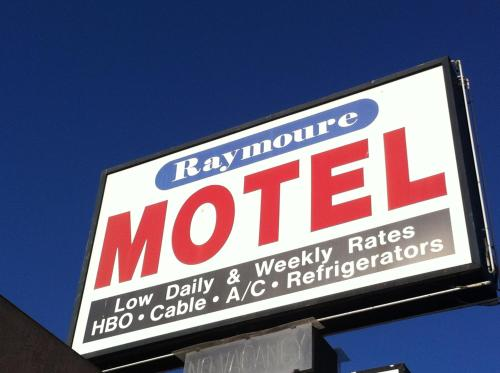 Raymoure Motel - Long Beach, CA 90810