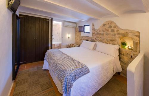 Habitación Doble  Hotel Rural Can Partit - Adults Only 4