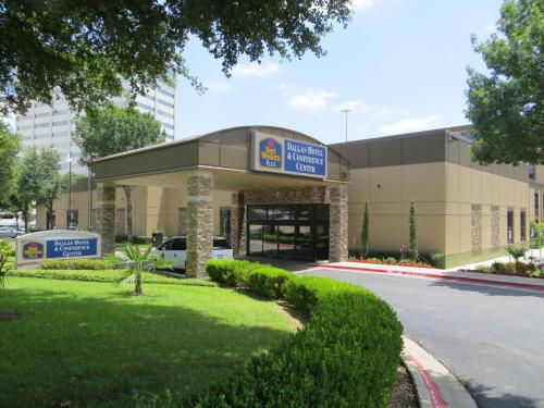 Best Western PLUS Dallas Hotel & Conference Center impression