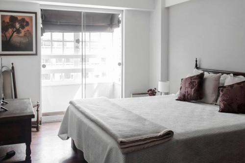 Relax in a Nice Apartment with a Beautiful Balcony, Lima