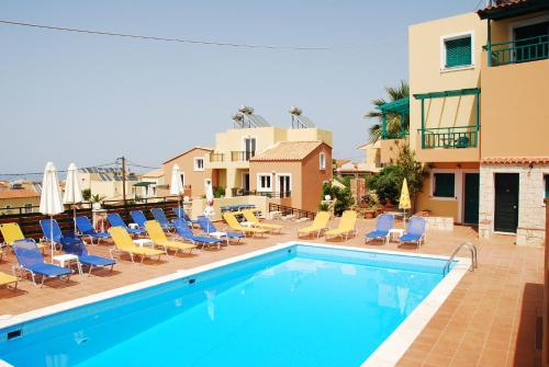 Golden Valantin Apartments - Thesi Korakia Greece