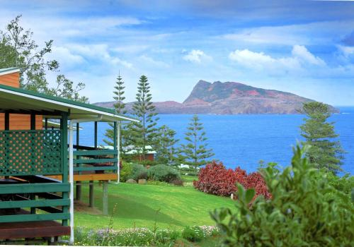 Find cheap Hotels in Norfolk Island