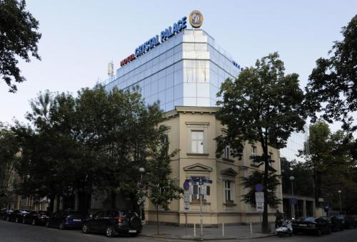 Crystal Palace Boutique Hotel - sofia -