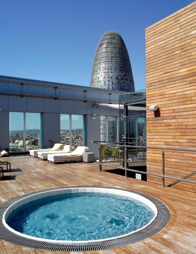 Novotel Barcelona City photo 10