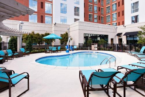 Residence Inn by Marriott Little Rock Downtown Photo