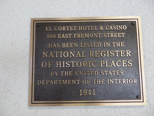 El Cortez Hotel & Casino Photo