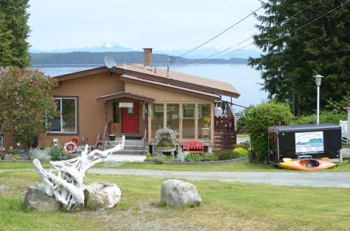 Alert Bay Cabins Photo