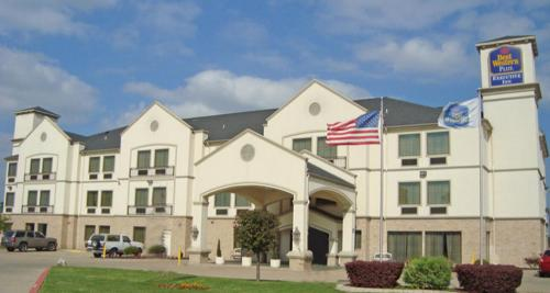 Best Western Plus Executive Inn Corsicana Photo