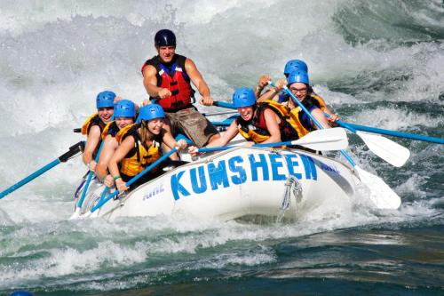 Kumsheen Rafting Resort Photo