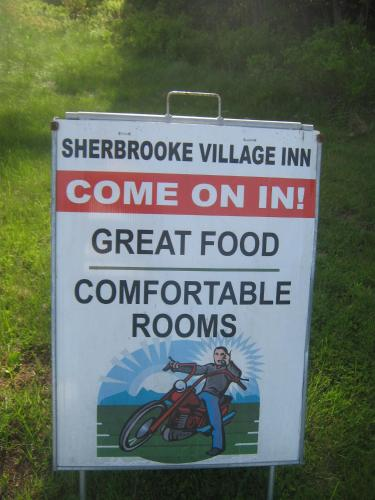 Sherbrooke Village Inn Photo