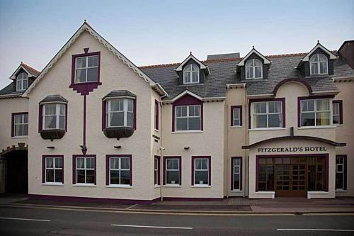 Photo of Fitzgeralds Hotel Hotel Bed and Breakfast Accommodation in Bundoran Donegal