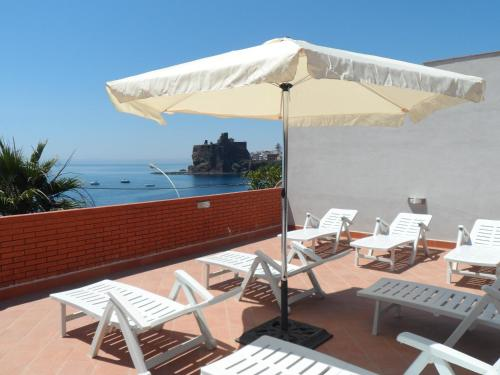 Bed & Breakfast B&B Blu e il Castello