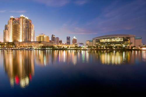 Tampa Marriott Waterside Hotel & Marina Photo