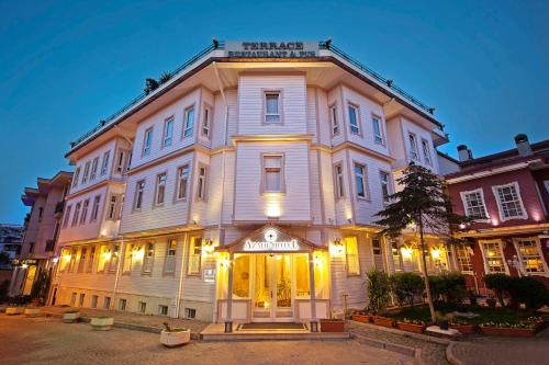 İstanbul Azade Hotel how to go