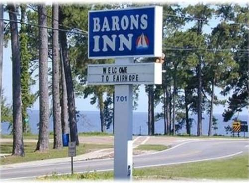 Barons By The Bay Inn - Fairhope - Fairhope, AL 36532